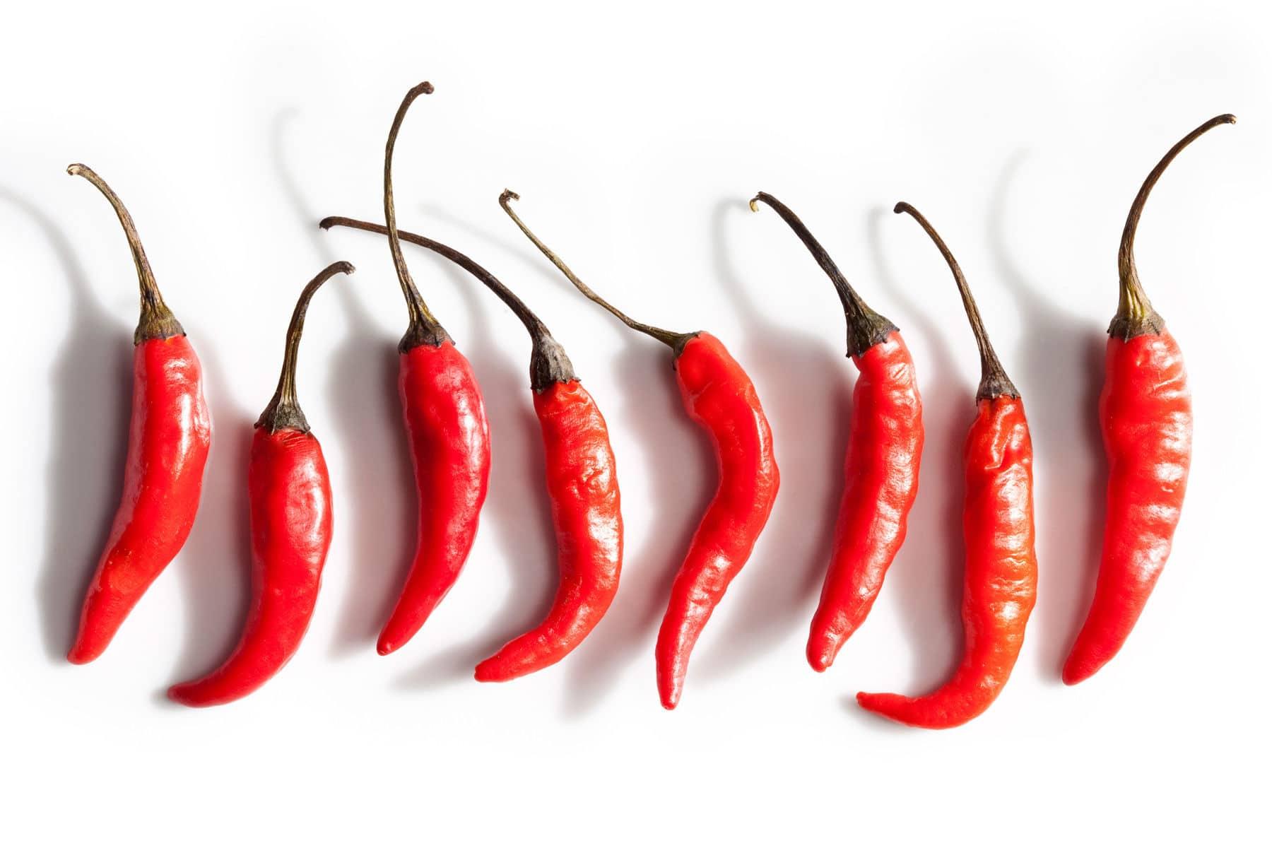 Il peperoncino piccante: piante da coltivare in vaso