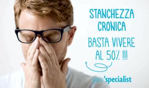 La Sindrome da Stanchezza Cronica