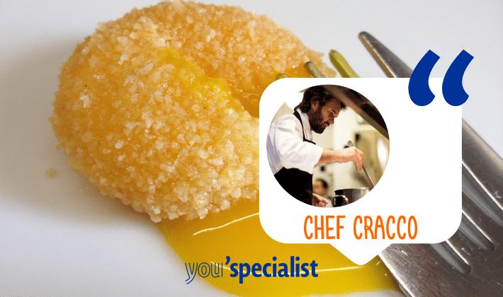 Preparare le uova con la ricetta di Carlo Cracco