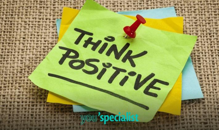 come essere ottimisti in ogni circostanza