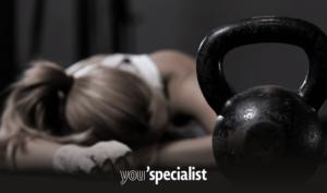 quando il fitness fa male