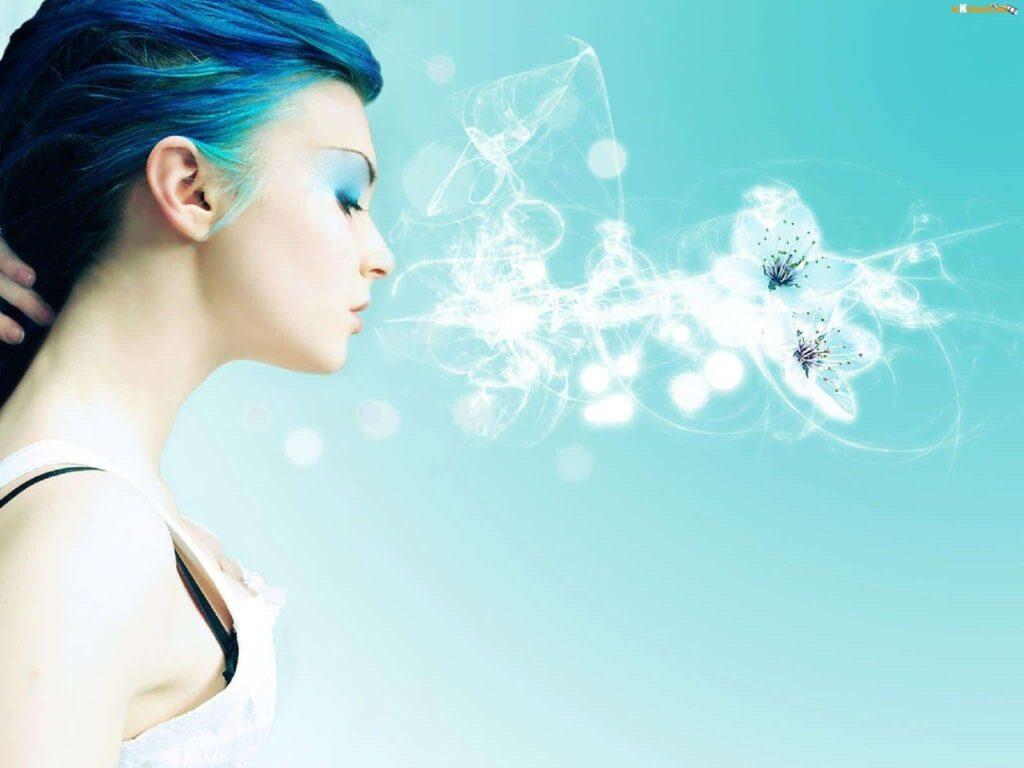 focalizzarsi sul respiro durante la meditazione