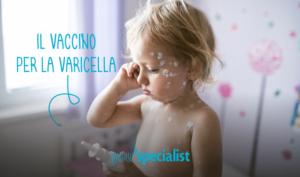 Il vaccino per la varicella
