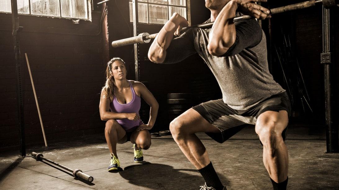 come allenarsi duramente in palestra