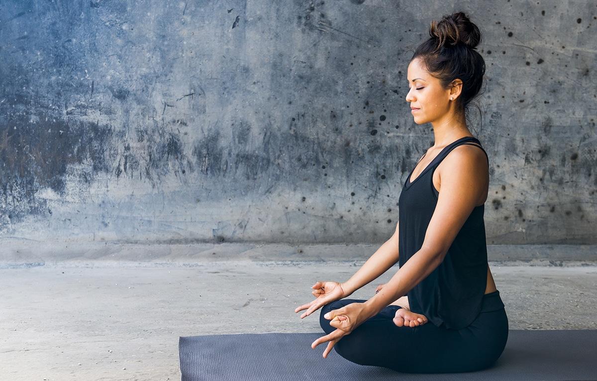 ansia da prestazione sportiva: meditazione e rilassamento