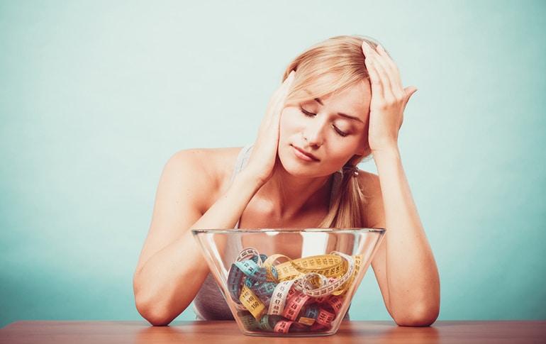 contare le calorie ogni giorno è sbagliato