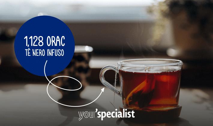 migliori bevande antiossidanti: il thè