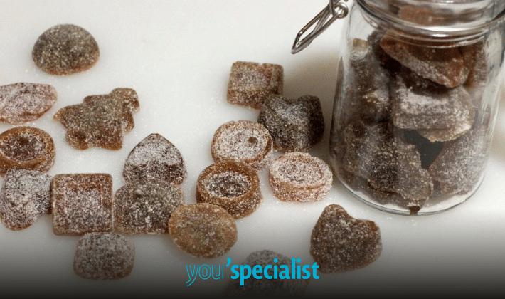 rimedi contro il mal di gola: le caramelle curative fai da te