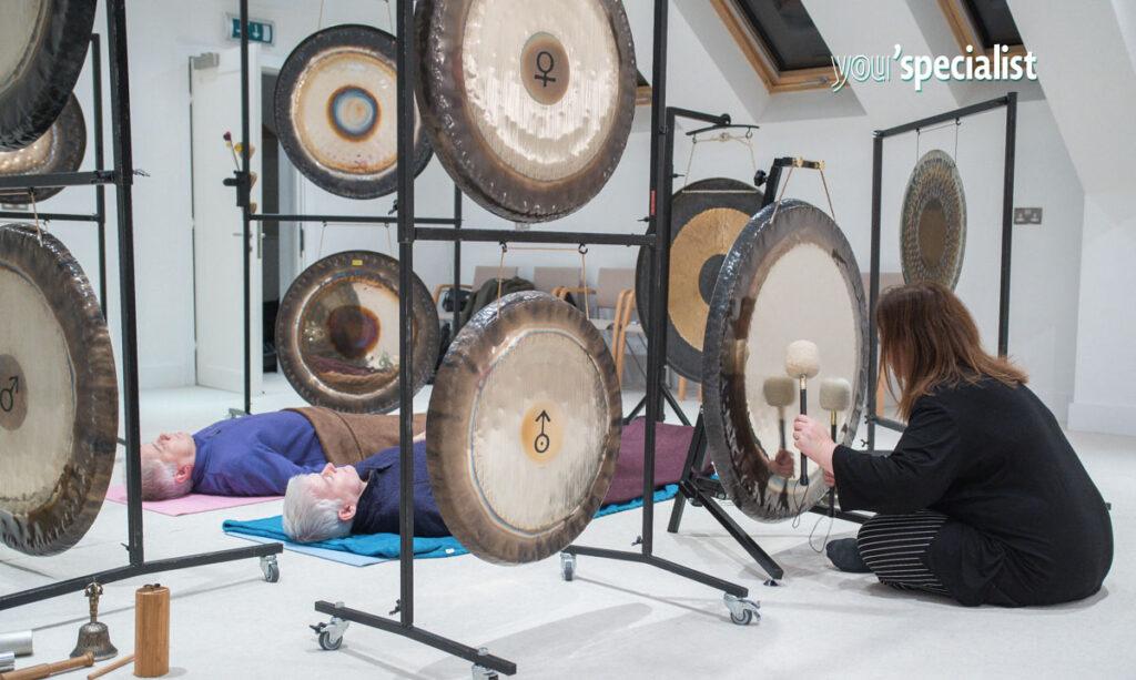 Meditazione Bagni di Gong