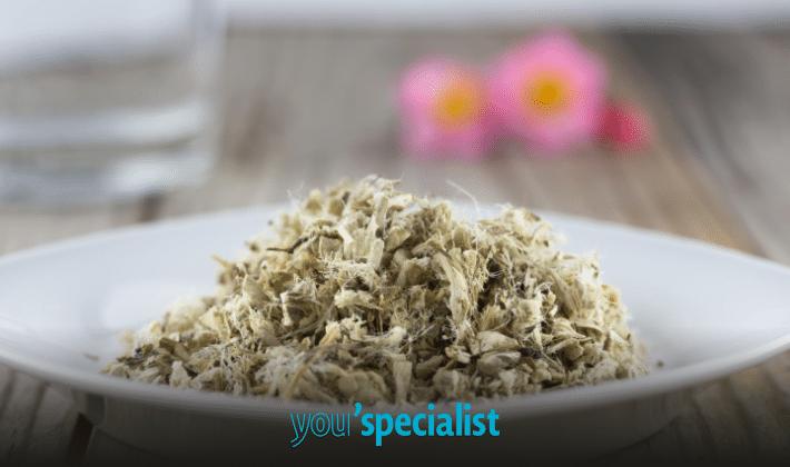 rimedi contro il mal di gola: la radice dell'Altea comune