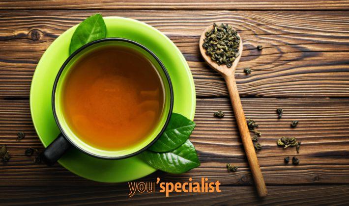 bevanda per dimagrire, il tè verde