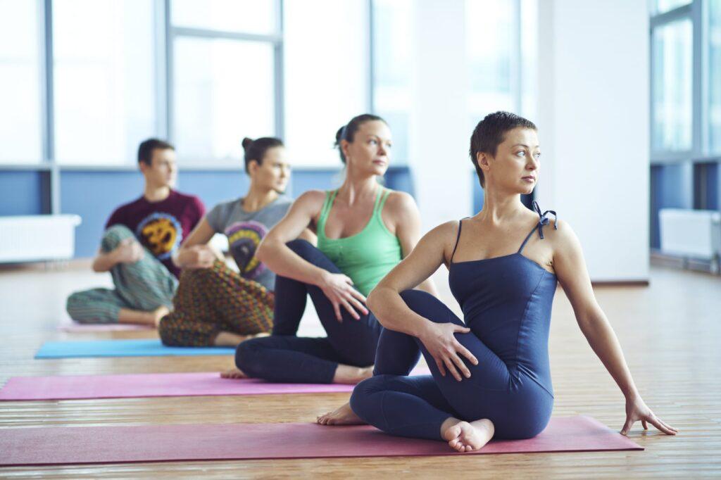 yoga: benefici