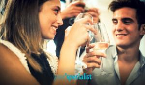 come bere senza stare male: infografica