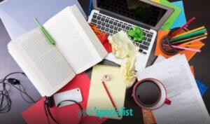 come organizzare la scrivania, feng shui