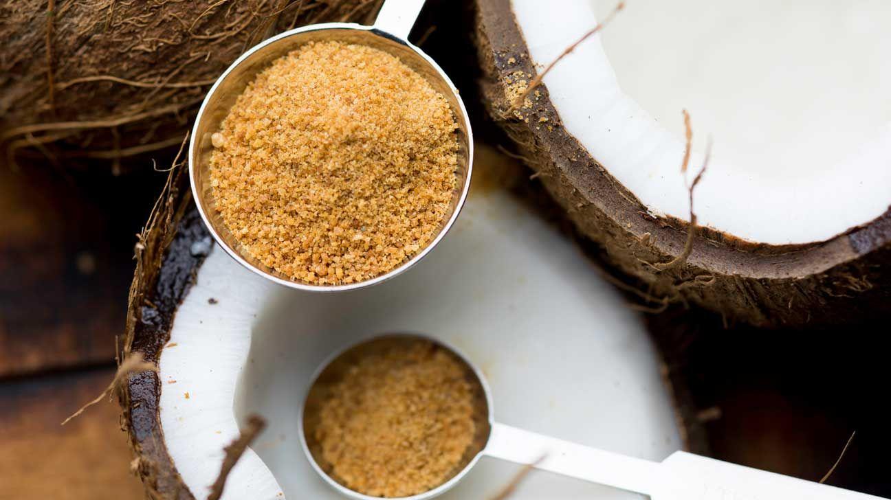 Dolcificanti naturali: e sostituti naturali dello zucchero: zucchero di cocco