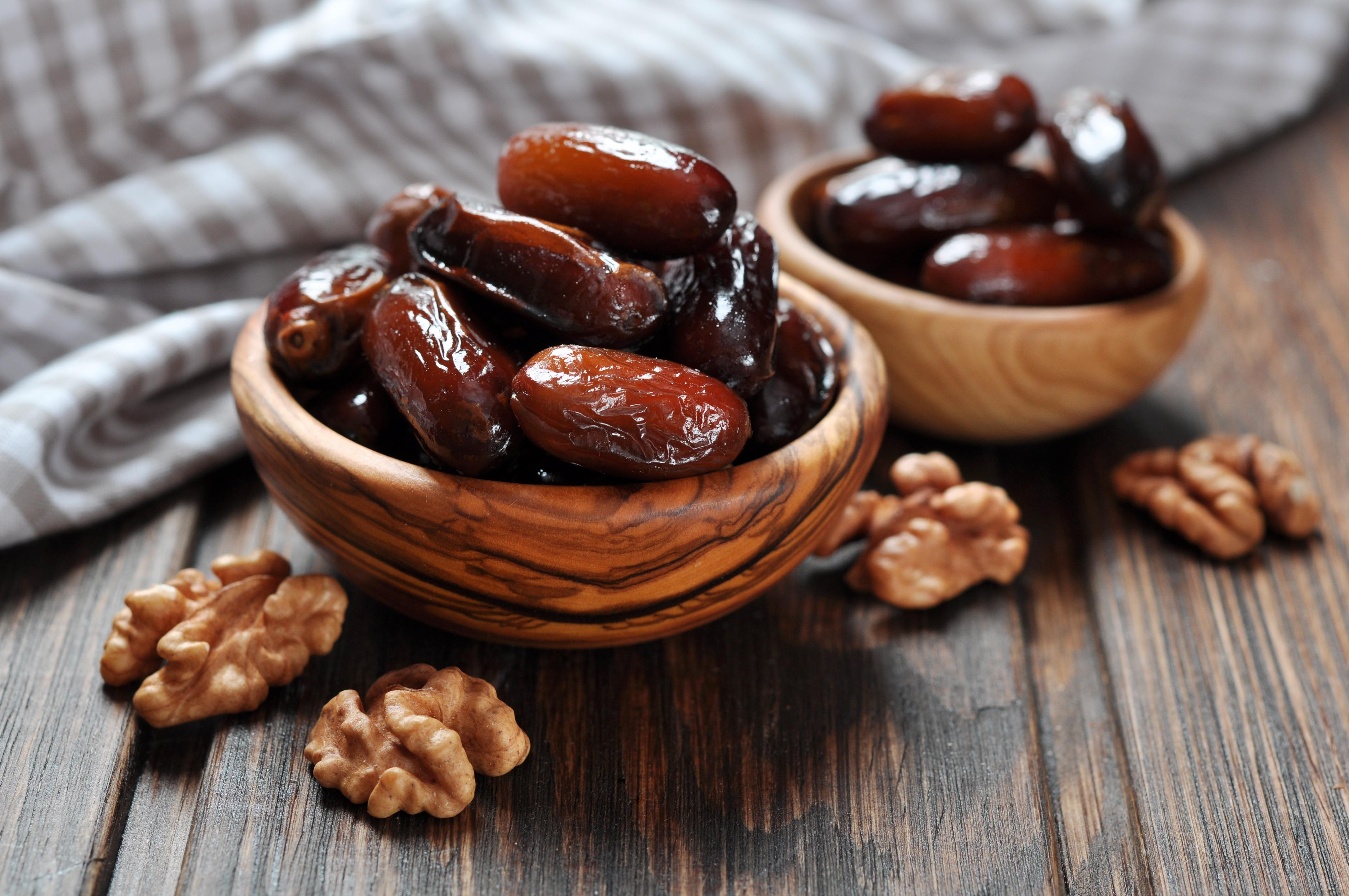 Dolcificanti naturali e sostituti naturali dello zucchero: i datteri