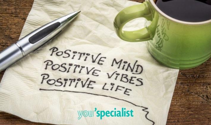 come allenare il pensiero positivo