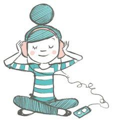 Consigli per dormire meglio: musica rilassante