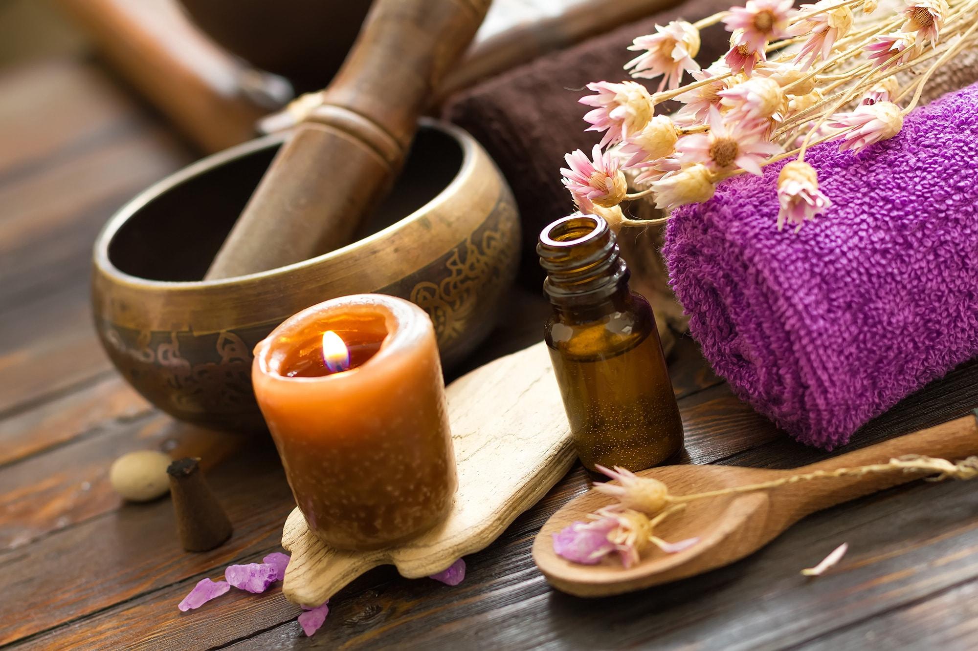 aromaterapia, consigli per ridurre lo stress
