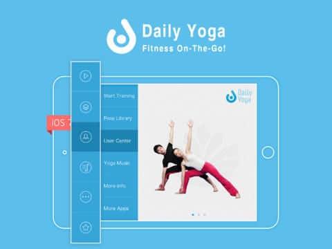 migliori yoga app: daily yoga