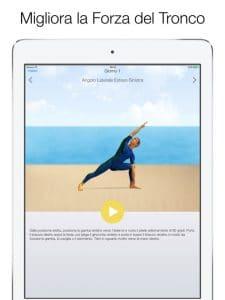 migliori yoga app: yoga in 5 min