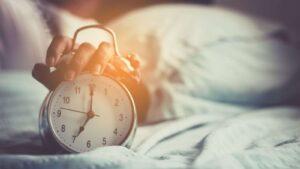 ritmo sonno veglia: cronotipo
