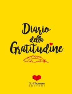 benessere emotivo: diario della gratitudine