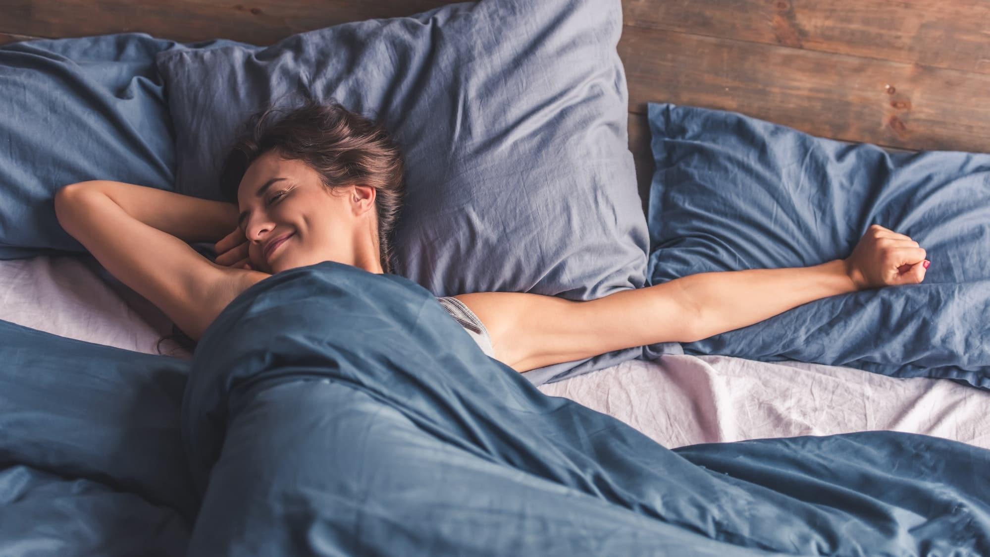 benessere emotivo: qualità del sonno