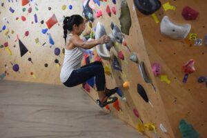 Arrampicata Sportiva Indoro - Free Climbing