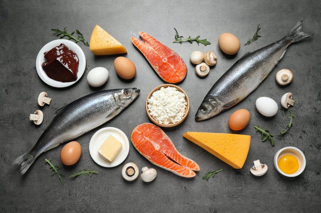 accelerare il metabolismo con la vitamina d