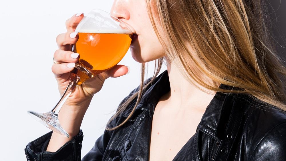 metabolismo lento e alcool