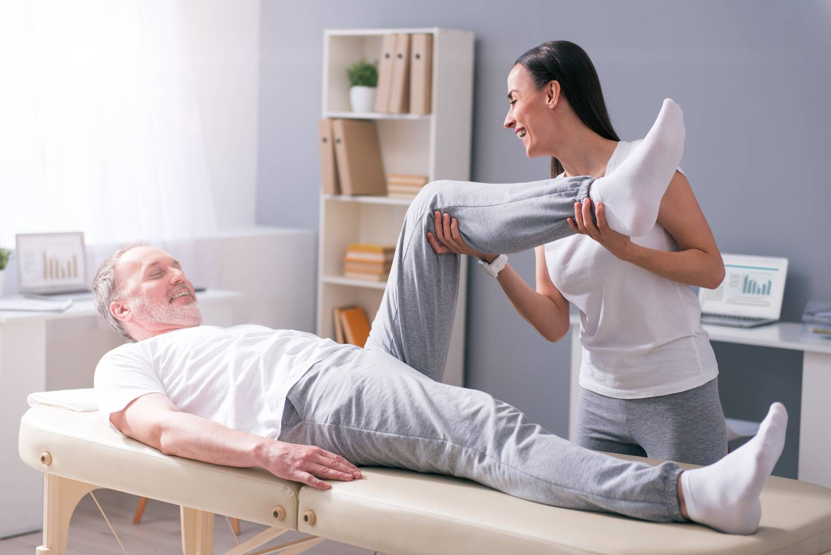 trattamenti fisioterapici, terapie manuali