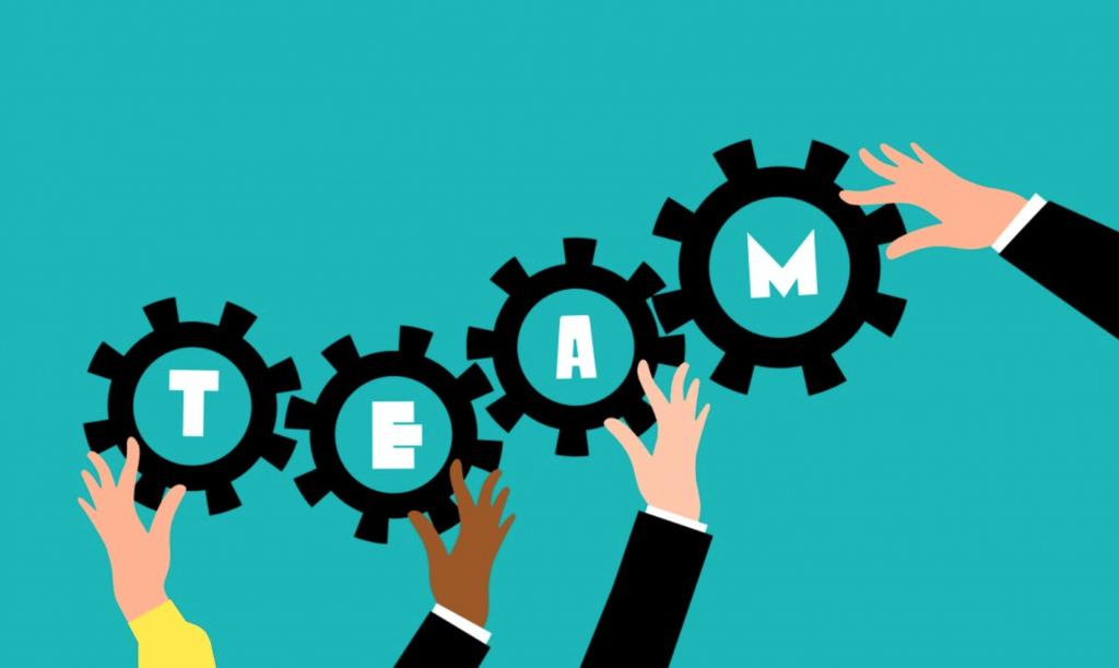 Team Leadership Teambuilding