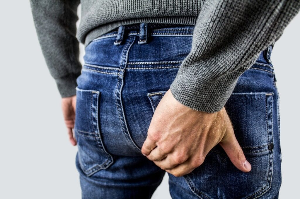 emorroidi sintomi