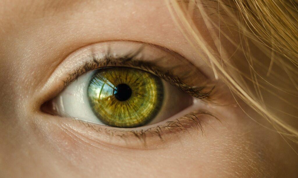 cancro dell'occhio