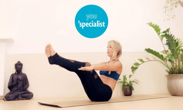 posizione barca yoga