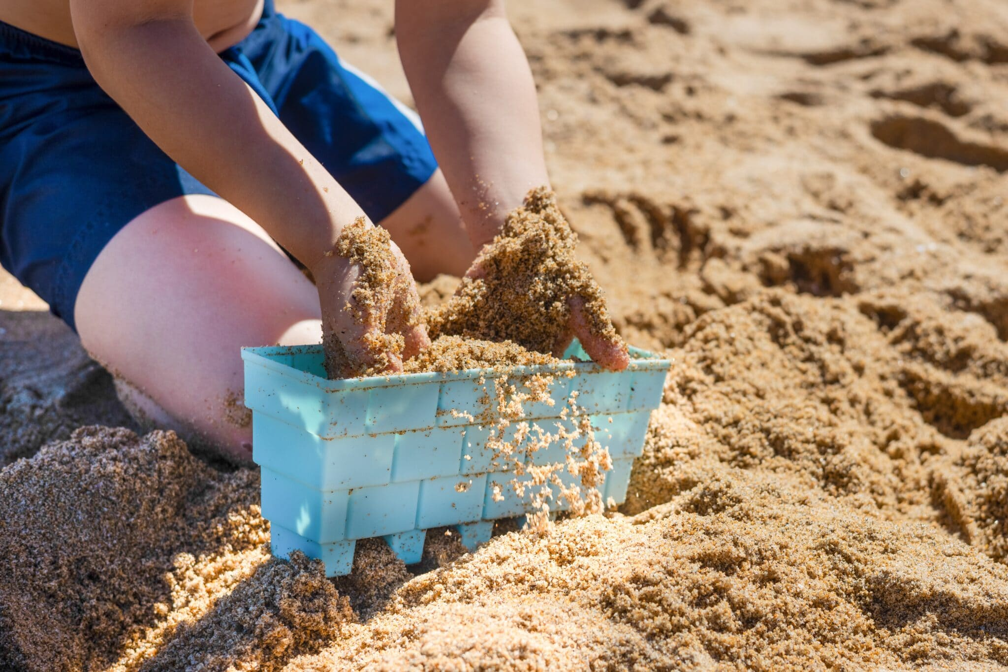 sand play therapy