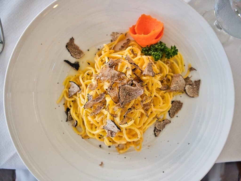 alimenti ricchidi fibre tartufo