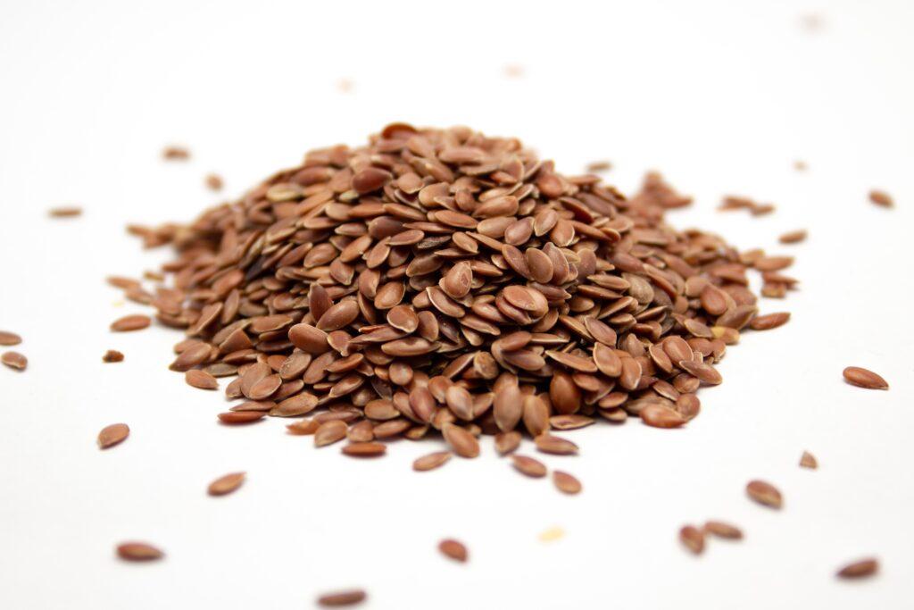 alimenti ricchi di fibre semi di lino